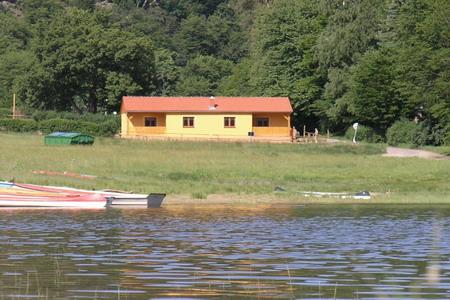 Ubytování u vody Vranovská přehrada - Chaty u Vranovské přehrady